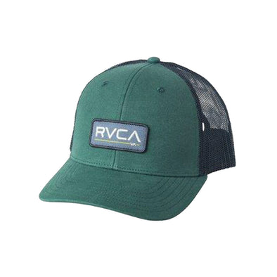 RVCA Ticket Trucker II Hat - Fighters Market
