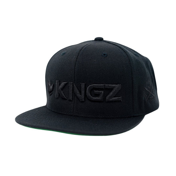 Kingz Logo Snapback - Fighters Market