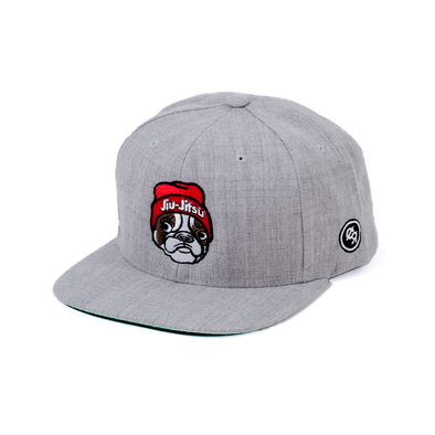 Choke Republic Jiu Jitsu Pug Snapback Hat - Fighters Market
