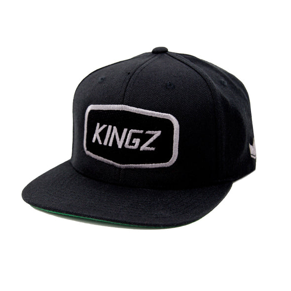Kingz Gi Material Logo Snapback - Fighters Market