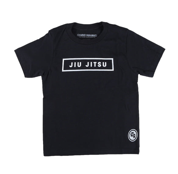 Choke Republic Jiu Jitsu Box Kids' Tee - Fighters Market