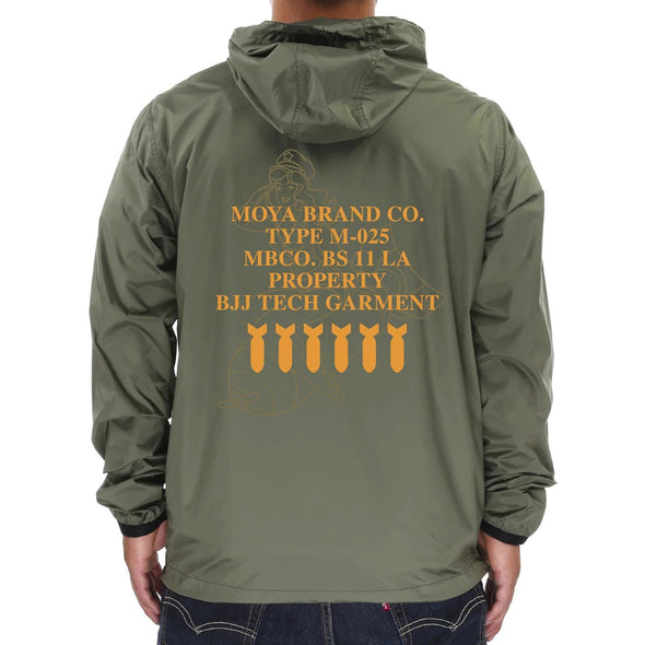 Moya Brand T4 Windbreaker - Fighters Market