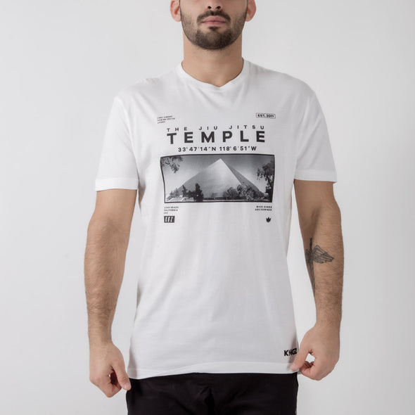 Kingz Temple Tee - Fighters Market