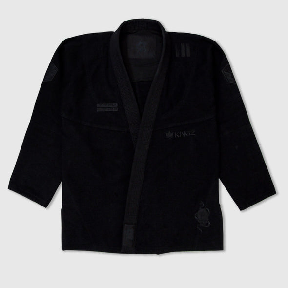Kingz Balistico 3.0 Jiu Jitsu Gi - Black Ops Limited Edition - Fighters Market