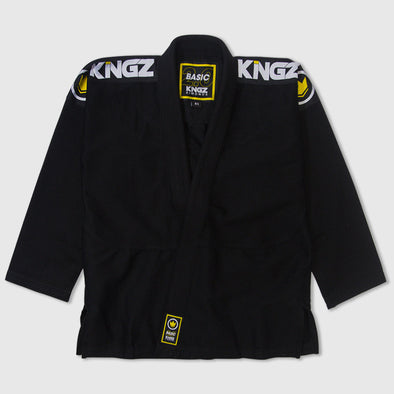 Kingz Basic 2.0 Jiu Jitsu Gi - FREE White Belt - Fighters Market
