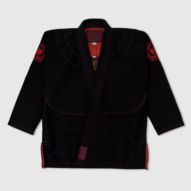 Kingz Black Knight Limited Edition Gi - Fighters Market