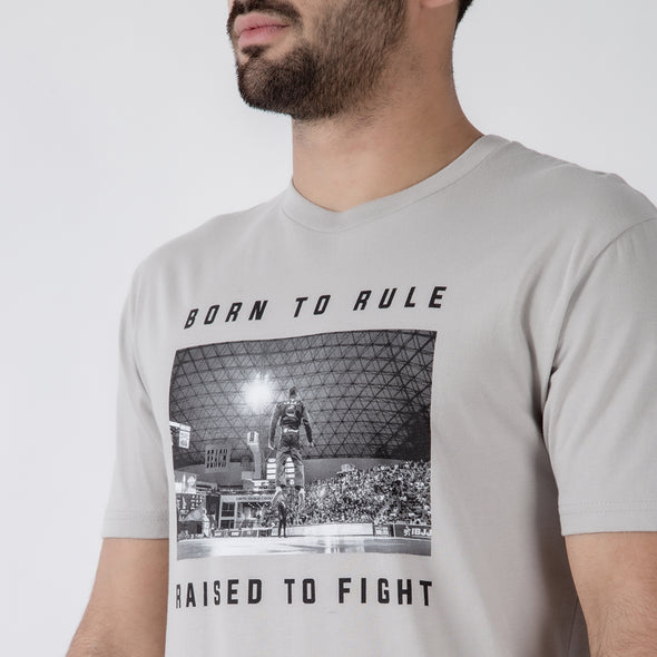Kingz Born to Rule Tee - Fighters Market
