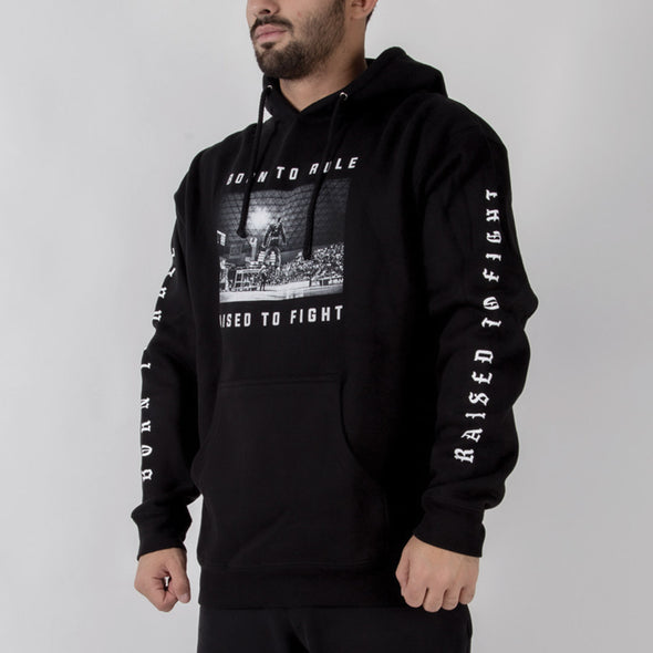 Kingz Born to Rule Hoodie - Fighters Market