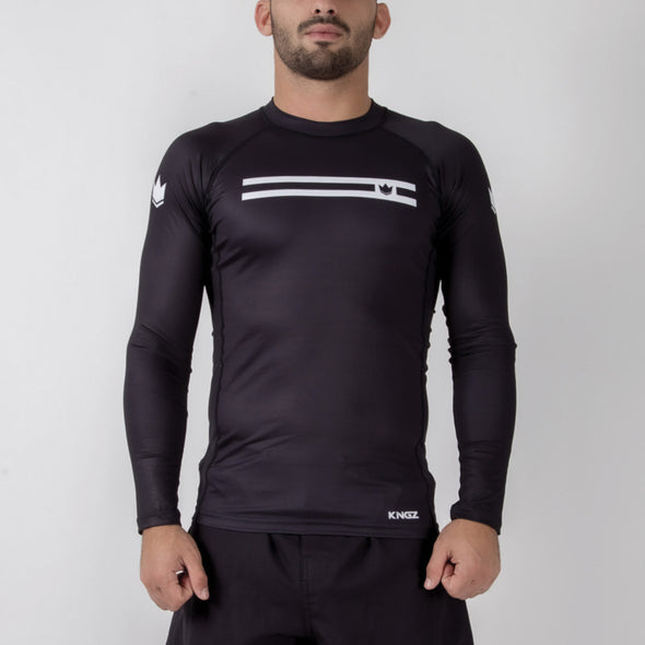 Kingz Sport Ranked L/S Rash Guard - Fighters Market