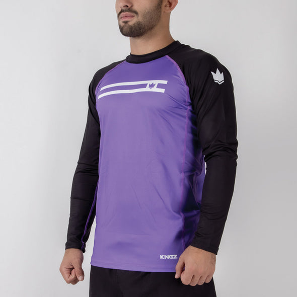 Kingz Sport Ranked L/S Rash Guard
