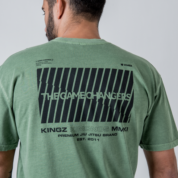 Kingz Game Changers Tee - Fighters Market