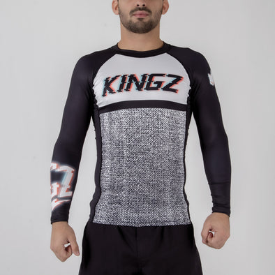 Kingz Static Rashguard - Fighters Market