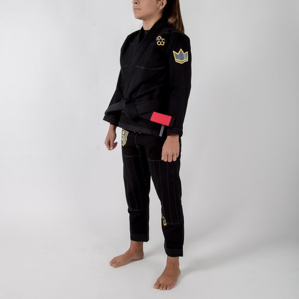 Kingz Nano Womens Jiu Jitsu Gi - BLACK FRIDAY SPECIAL OFFER