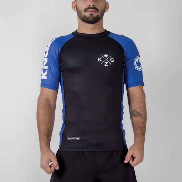Kingz Ranked V3 S/S Rash Guard - Fighters Market