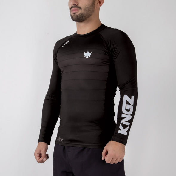 Kingz Ranked V5.0 L/S Rash Guard - Fighters Market