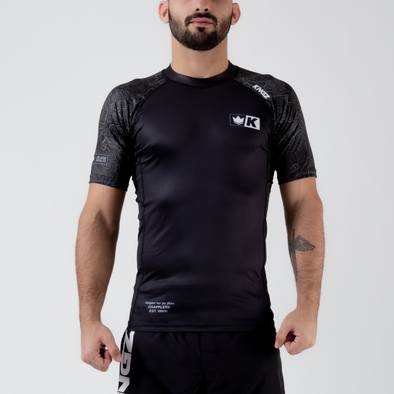 Kingz Apex S/S Rashguard - Fighters Market