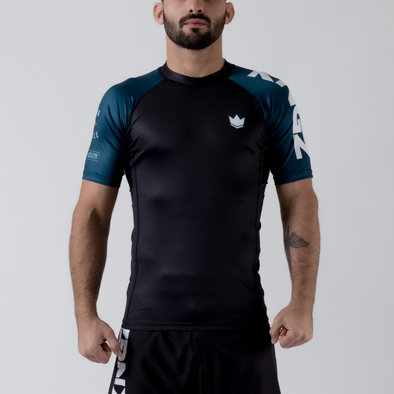 Kingz Born To Rule S/S Rashguard - Fighters Market