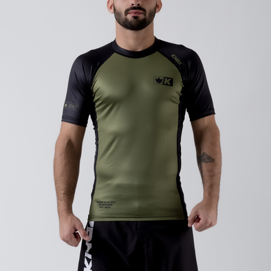 Kingz Krown S/S Rashguard - Fighters Market