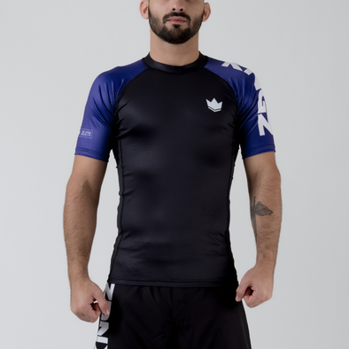 Kingz Ranked Performance S/S Rashguard - Fighters Market