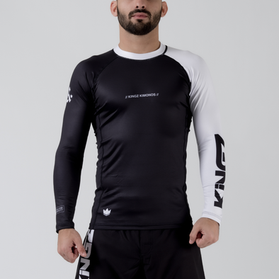 Kingz OE L/S Rashguard - Fighters Market
