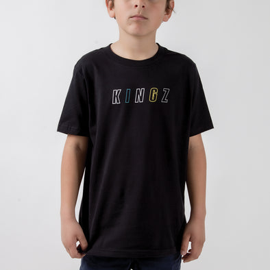 Kingz Retro Youth Tee - Fighters Market