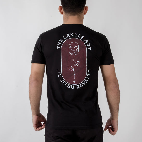 Kingz Gentle Rose Tee - Fighters Market