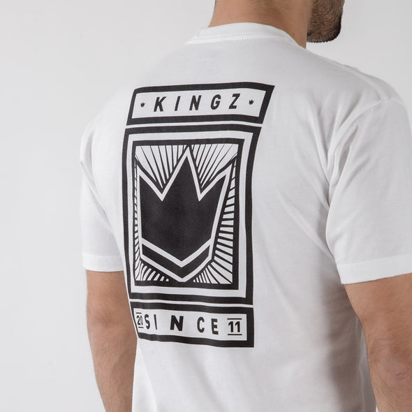 Kingz Stamp Tee - Fighters Market