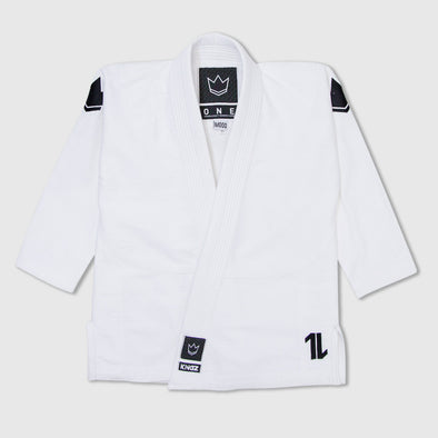 Kingz The ONE Kids Jiu Jitsu Gi - FREE White Belt