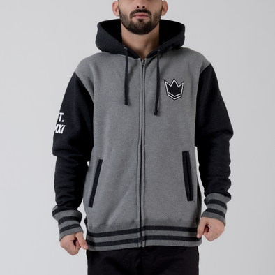 Kingz Varsity V2 Zip Up Hoodie - Fighters Market