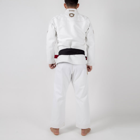 Kingz White Knight Limited Edition Gi - Fighters Market