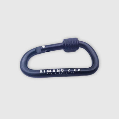 Kimono 2 Go Kinetic Twist Lock Carabiner - Fighters Market