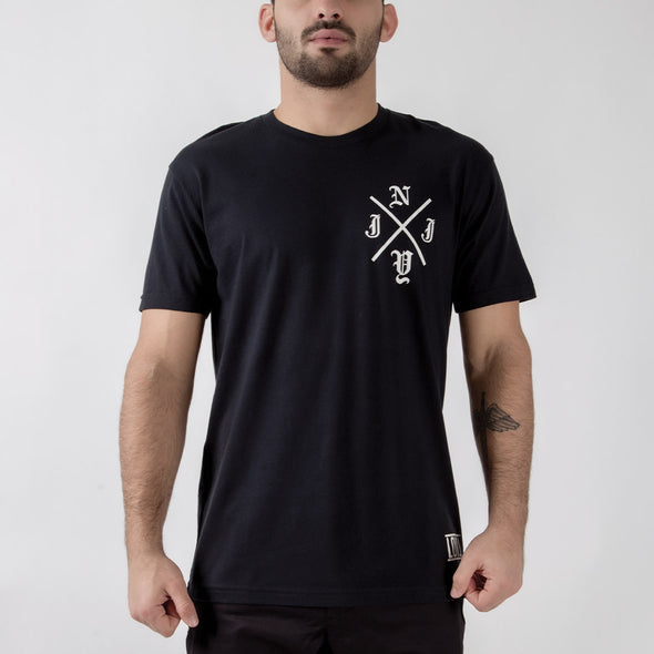 Loyal New York Jiu Jitsu Tee - Fighters Market
