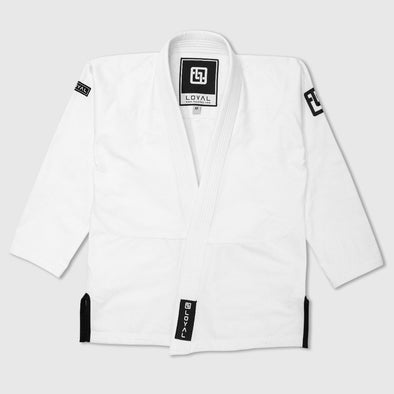 Loyal Superlight Jiu Jitsu Gi with Free White Belt