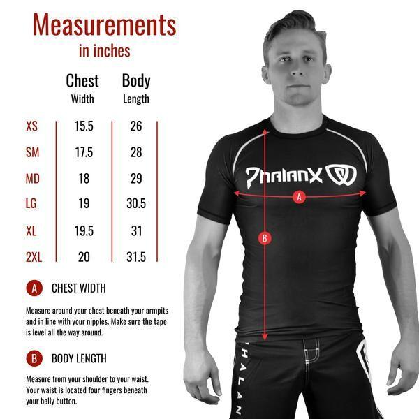 Phalanx Soldier One 2.0 S/S Rash Guard