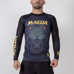 Maeda Raion L/S Rash Guard - Retail Version