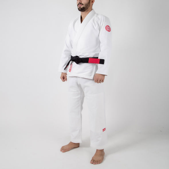 Maeda Red Label 2.0 Jiu Jitsu Gi (Free White Belt) - Fighters Market