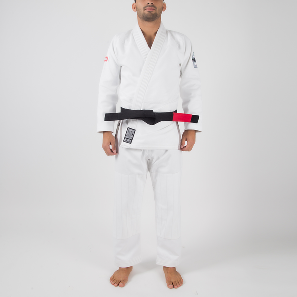 Maeda Red Label Jiu Jitsu Gi (Free White Belt) - Fighters Market