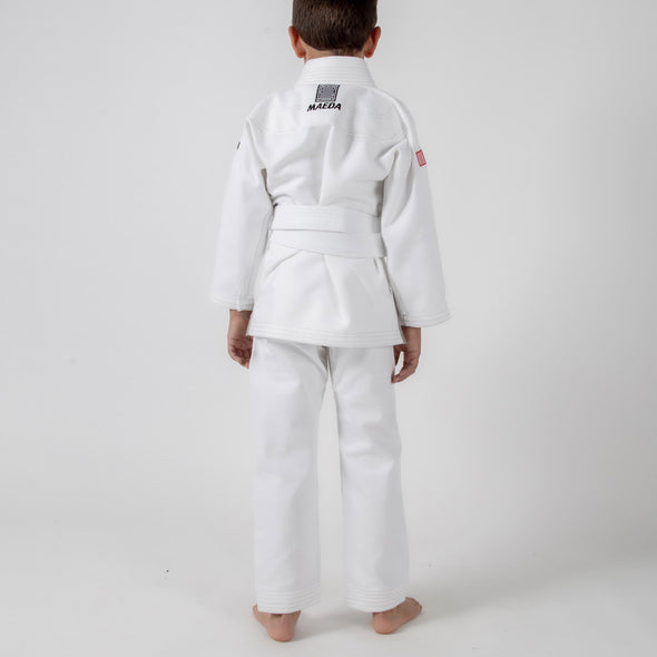 Maeda Red Label Kid's Jiu Jitsu Gi - Fighters Market