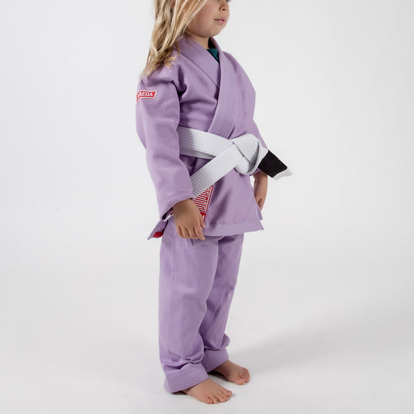 Maeda Red Label 2.0 Kid's Jiu Jitsu Gi (Free White Belt) - Fighters Market
