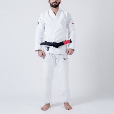Maeda Red Label 3.0 Jiu Jitsu Gi (Free White Belt) - Fighters Market