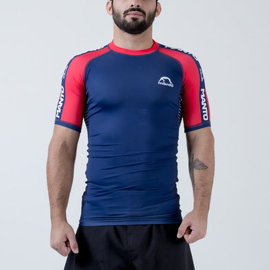 Manto Hero Rash Guard - Fighters Market