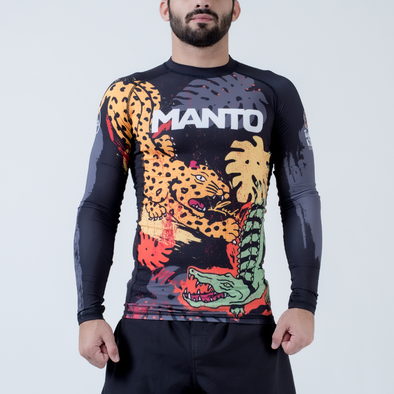 Manto Jungle Rash Guard - Fighters Market