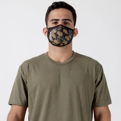 Maeda Dragon - Unisex Face Mask - Fighters Market