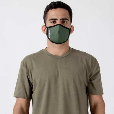 Box Green - Unisex Face Mask - Fighters Market