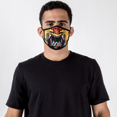 The Beast - Unisex Face Mask - Fighters Market