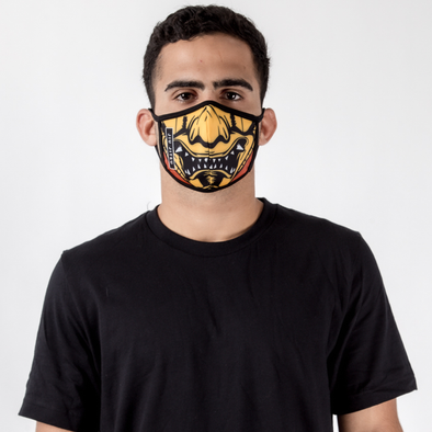 Samurai - Unisex Face Mask - Fighters Market