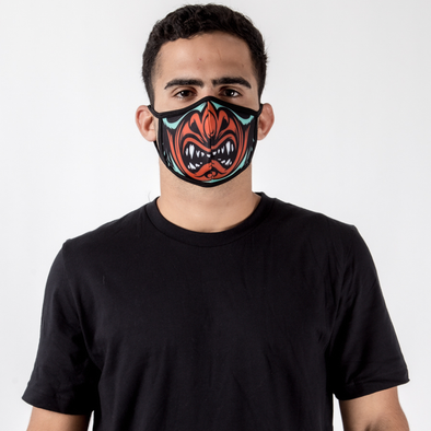 Shinobi Mask - Unisex Face Mask - Fighters Market