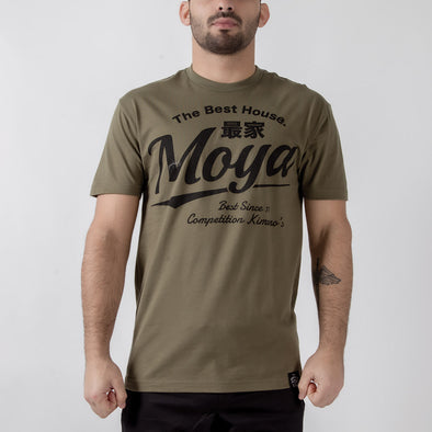 Moya Brand Home Base Tee - Fighters Market