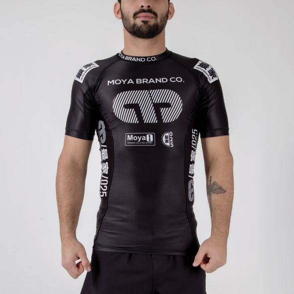 Moya Brand Team S/S Rash Guard - Fighters Market