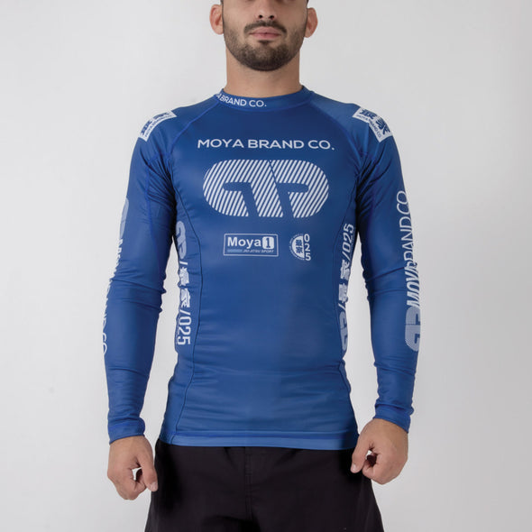 Moya Brand Team Moya L/S Rash Guard